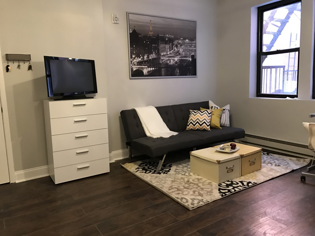 New Studio Apartments Newark NJ - 18 Summit - E5Efficiency